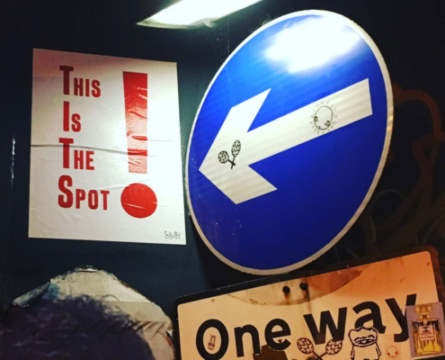 This is the Spot - Brick Lane London