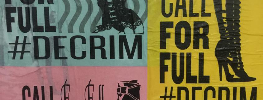 Call for #Decrim - London