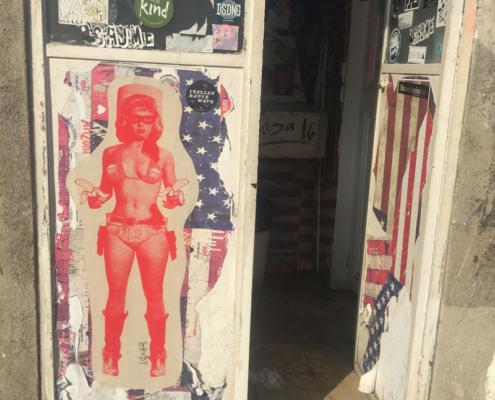 Candy Barr, Lisbon 2018