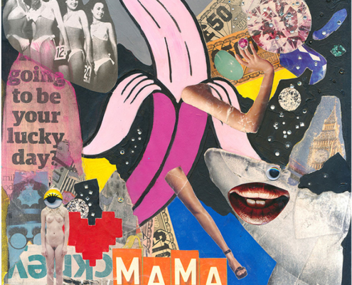 Collagism x Shuby collaboration, 2015
